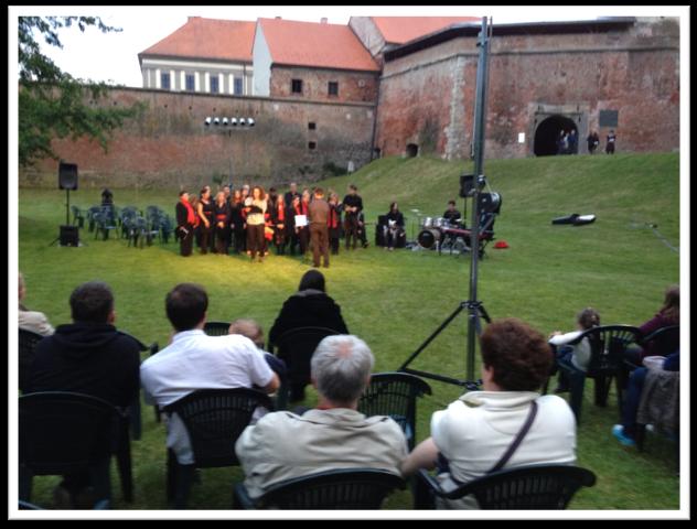 Cak celebr 2013 choir w castle web