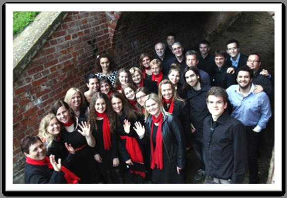 Cak celebr 2013 choir