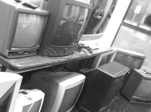 TVs BW